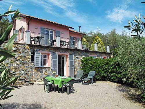 Openspace Casa ai Campi in Ligurien