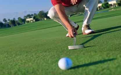 Golfplätze in Ligurien