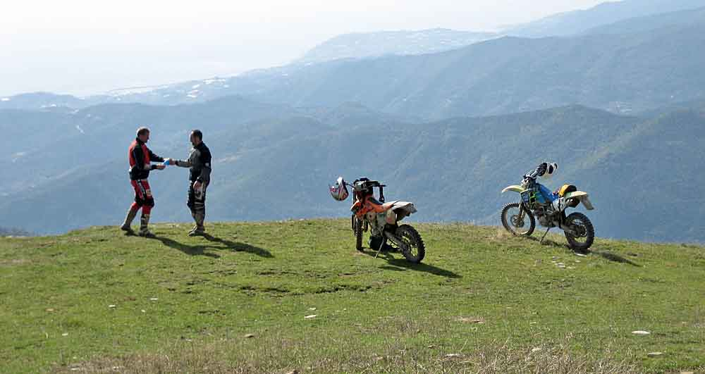 Enduro-Touren