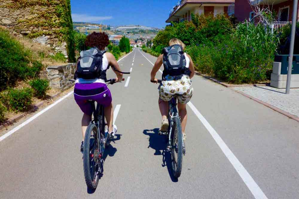 Mountainbike San Remo