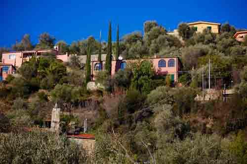 Villa Mandorla in Dolcedo