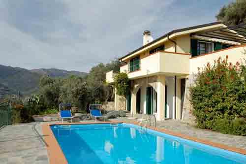 Villa Nina in Dolcedo