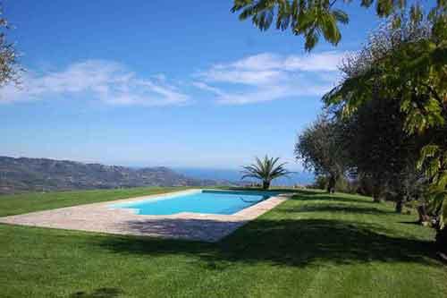 Villa Oleandri in Dolcedo