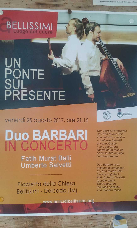 Concerto Bellissimi